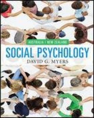 Social Psychology ANZ