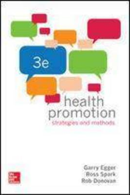 Health Promotion Strategies and Methods 3E