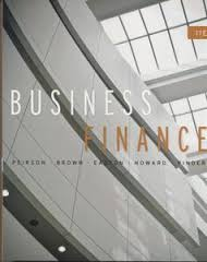 Business Finance + Connect (with new copies only)
