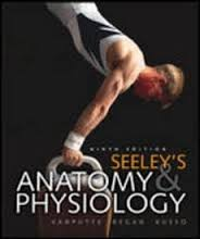 EP Seeley's Anatomy & Physiology 9e + Connect