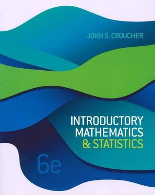 Introductory Mathematics and Statistics