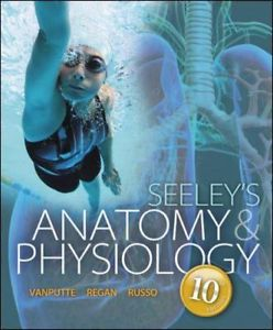 EP Seeley's Anatomy & Physiology + CNCT OL