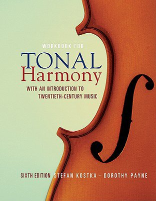 SW Tonal Harmony + WB + Audio CD