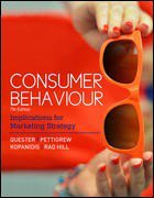 Consumer Behaviour Implications for Marketing Strategy 7th Edition + CONNECT
