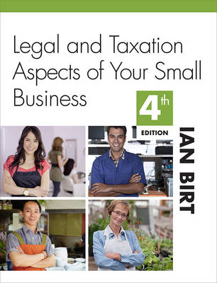 Legal and Taxation Aspects of Your Small Business
