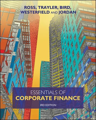 Essentials of Corporate Finance 3ED + PV Tables + Connect