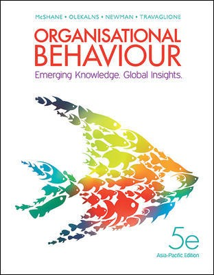 Organisational Behaviour 5th Edition + Connect Value Pack