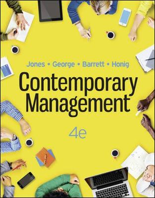 Sw Contemporary Management 4e + Cnct Ol