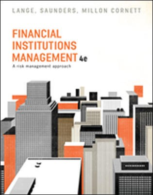 EP Financial Institutions Management + Connect Online Access 4th Edition