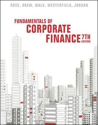 Pack Fundamentals Of Corporate Finance (Includes Connect, LearnSmart with new copies only)