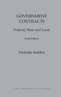 Government Contracts: Federal, State and Local