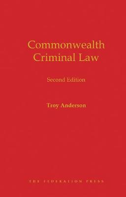 Commonwealth Criminal Law