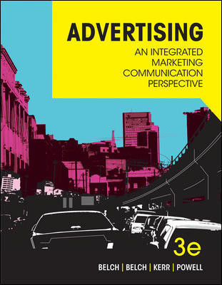 Advertising: An IMC Perspective