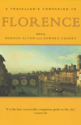 A Travellers Companion to Florence