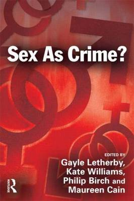 Sex as Crime