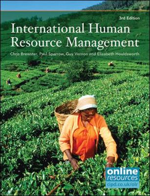 International Human Resource Mgmt
