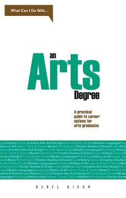 What Can I Do with an Arts Degree?