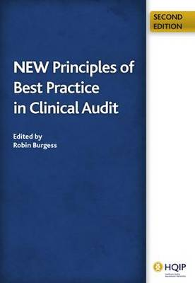 New Principles of Best Practice in Clinical Audit