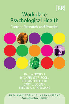 Workplace Psychological Health: Current Research and Practice