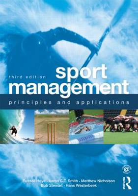 Sport Management 3rd edition