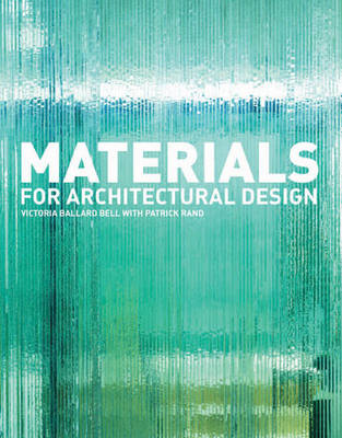 Materials for Architectural Design
