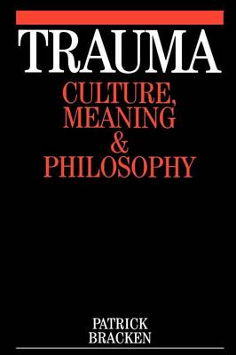 Trauma: Culture, Meaning and Philosophy