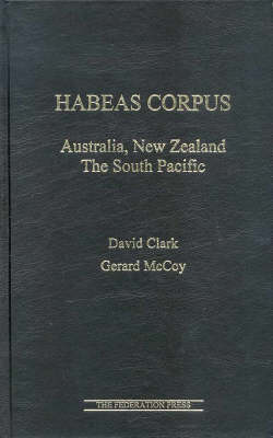 Habeas Corpus: Australia, New Zealand, the South Pacific