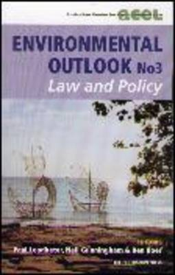 Environmental Outlook Number 3: Law and Policy: Law and Policy: No 3: Law and Policy