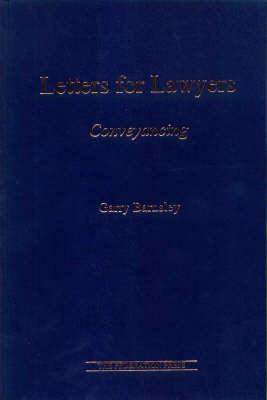 Letters for Lawyers - Conveyancing