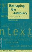 Reshaping the Judiciary