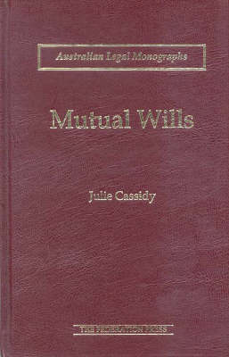 Mutual Wills