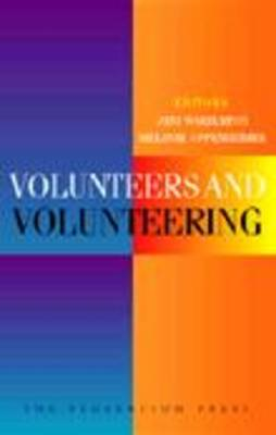 Volunteers and Volunteering