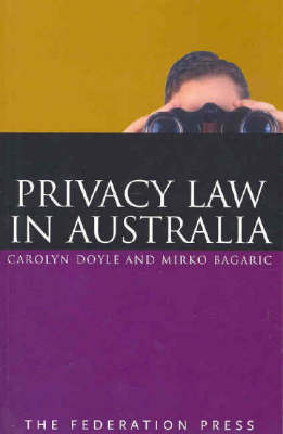 Privacy Law in Australia