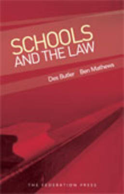 Schools and the Law