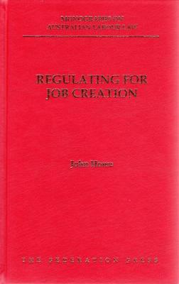 Regulating for Job Creation