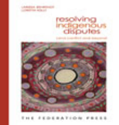 Resolving Indigenous Disputes