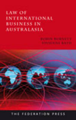 Law of International Business in Australasia