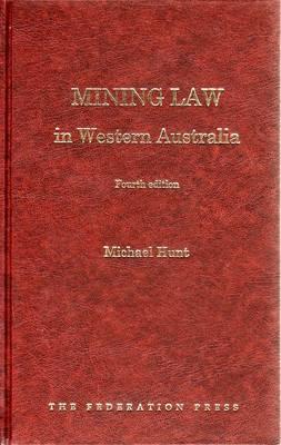 Mining Law in Western Australia