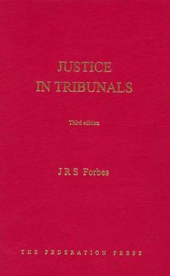 Justice in Tribunals