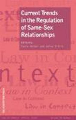Current Trends in the Regulation of Same-Sex Relationships
