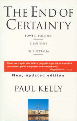 The End of Certainty: The Story of the 1980s