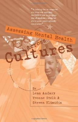 Assessing Mental Health across Cultures