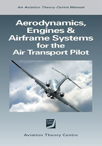 Aerodynamics Engines & Airframe Systems For The Air Transport Pilot