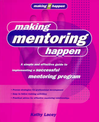 Making Mentoring Happen
