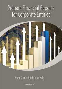 Prepare Financial Reports for Corporate Entities