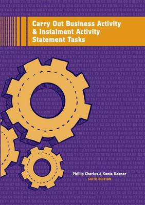 Carry Out Business Activity and Instalment Activity Statement Tasks 2015