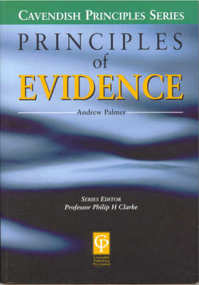 Australian Principles of Evidence