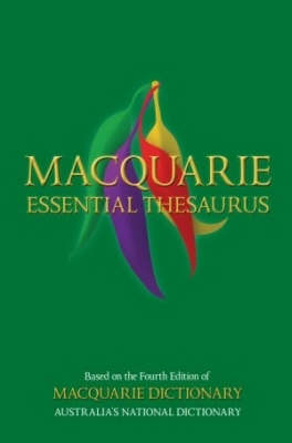 Macquarie Essential Thesaurus