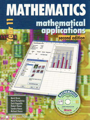 Mathematics for Year 11: Mathematical Applications