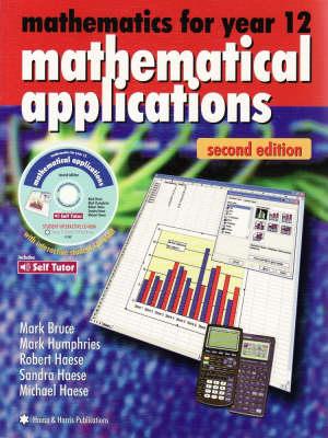 Mathematics for Year 12: Mathematical Applications